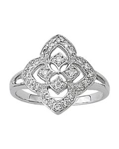 Diamond Fashion - 14K White Gold - Style 81967