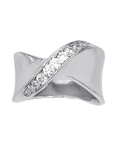 Diamond Fashion - 14K White Gold - Fashion Rings - Style 82322