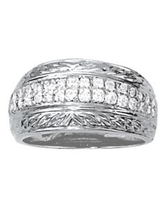 Diamond Fashion - 14K White Gold - Style 82346