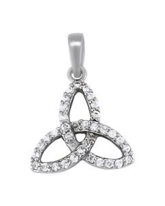 Pendants - 14K White Gold - Fashion - Style 32287