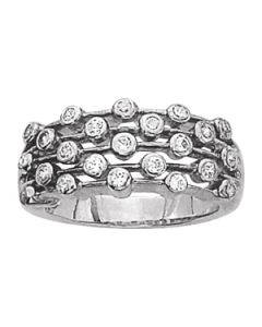 Diamond Fashion - 14K White Gold - Style 82483